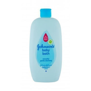 JOHNSON'S BABY BATH 500ML