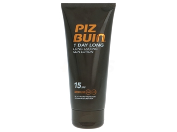 Piz Buin 1 Day Long Lotion SPF15 100ml