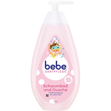 Bebe bath & shower 500ml