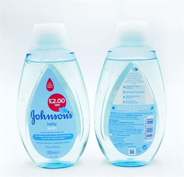 Johnson' s Baby Bath New Pack 300ml