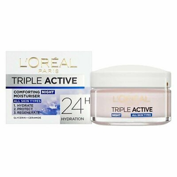 L'Oréal Dermo Trip Active Night Pot 50ml