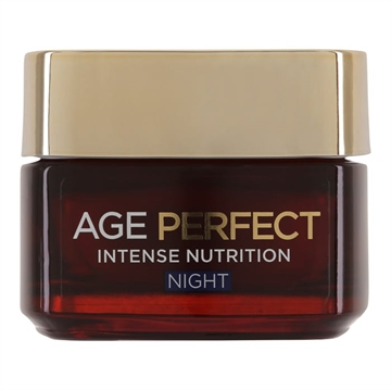 L'Oréal  Age Perfect Intense Nutrition Night Cream 50ml