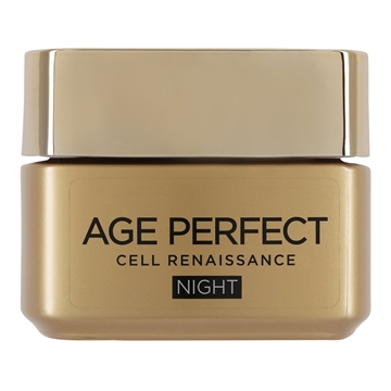 L'Oréal  Age Perfect Cell Renaissance Night Cream 50ml