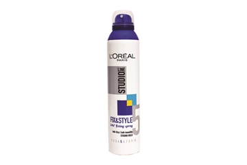 L'Oreal  Studioline Fix & Style Spray Super Strong 250 ml