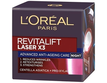 L'Oréal  Revitalift Laser Night Cream 50ml
