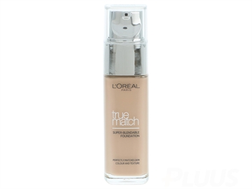L' Oreal Paris True Match Foundation D8/W8 Golden Cappuccino 30ml