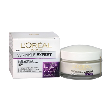 L'Oréal Dermo Exp Wrinkle Exp 55+Day Pot 50ml