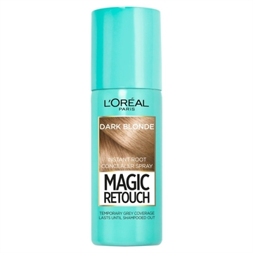 L' Oreal Magic Retouch Dark Blonde - Instant Root Concealer Spray 75ml