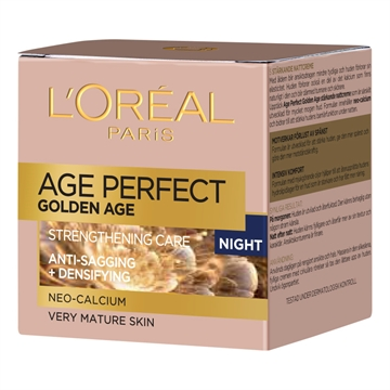 L'Oréal  Age Perfect Golden Age Night Cream 50ml