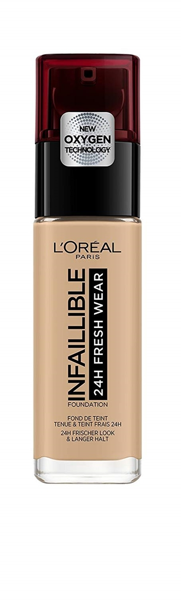 L'Oreal INFALLIBLE 24H FRESH WEAR FOUNDATION 200 30ML