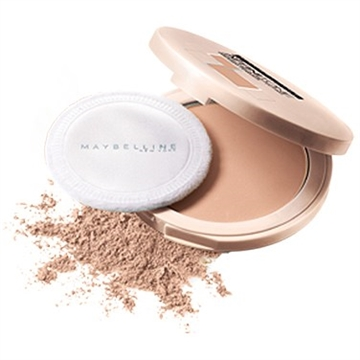 Maybelline Affinitone Compact Powder 17 Rose Beige 9G