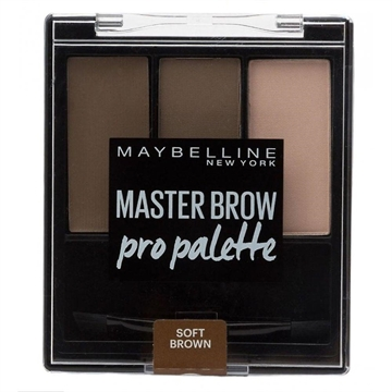 Maybelline Master Eyebrow Soft Brown 3,4G