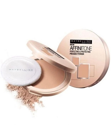 Maybelline Affinitone Compact Powder 20 Golden Rose 9G