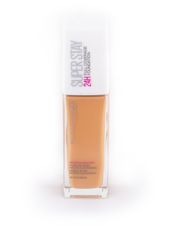Maybellines Superstay 24H Foundation 048 Sun B