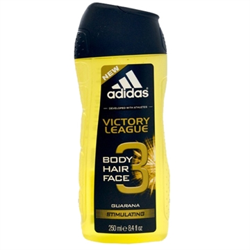 Adidas Shower 250ml 2in1 Victory League