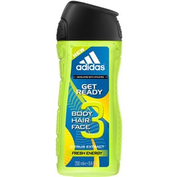 Adidas Shower 250ml 2in1 Get Ready