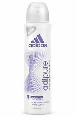 Adidas Adipure 24h Deodorant Spray 150ml
