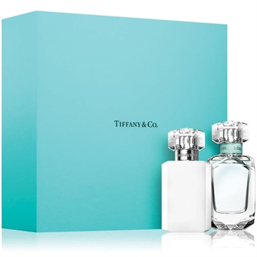 Tiffany & Co Giftset 150ml EDP Spray 50ml/Body Lotion 100ml