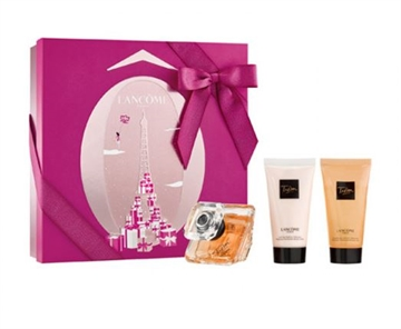 Lancome Tresor Giftset EDP 50ml + Bodylotion 50ml + Shower gel 50ml