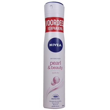 Nivea Deodorant Spray 200 ml Pearl & Beauty