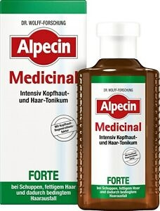 Alpecin Forte Intensive Scalp And Hair Tonic 200ml