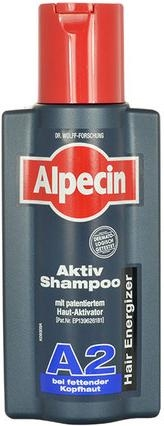 Alpecin Hair Energizer Aktiv Shampoo A2 for Oily Hair 250 ml