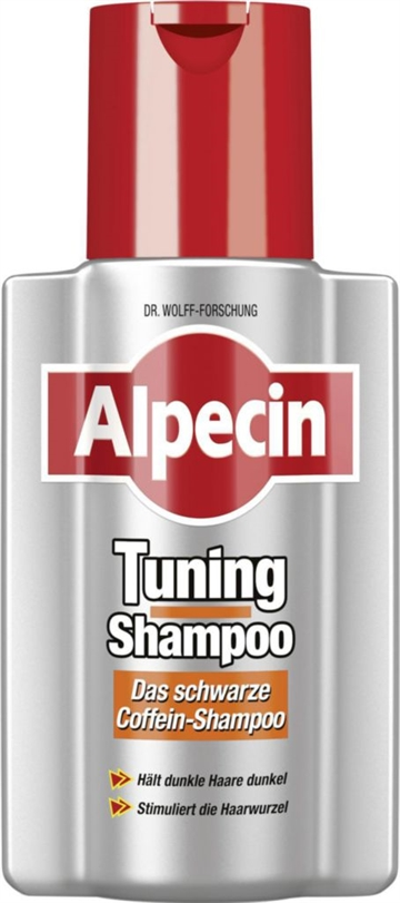 Alpecin Tuning Shampoo Toning Shampoo For First Grey Hair 200ml