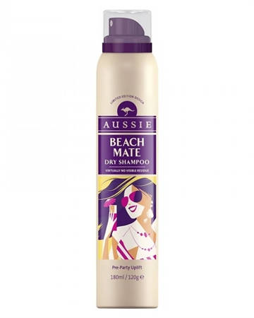 Aussie Dry Shampoo Beach Mate 180 ml