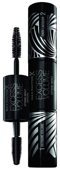 Max Factor Excess Volume By Max Factor Extreme Impact Mascara 20ml Black #01