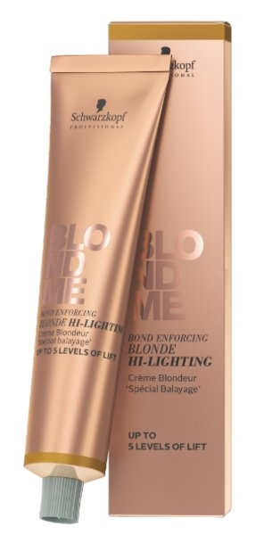 Schwarzkopf BLONDE ME BOND WHITE BLEND ICE 60ML