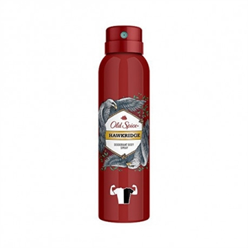 OLD SPICE DEODORANT SPRAY HAWKRIDGE 150ML