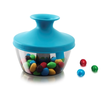PopSome Candy/Nuts Blue with Sleeve