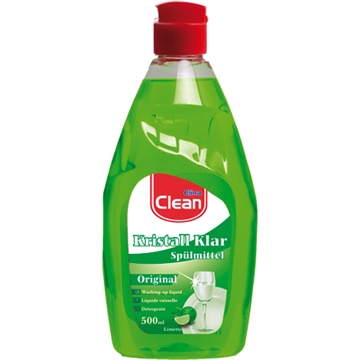Dish Liquid 500ml CLEAN original Lime