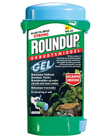 Roundup Strong Gel max ukudtsmiddel 100 ml
