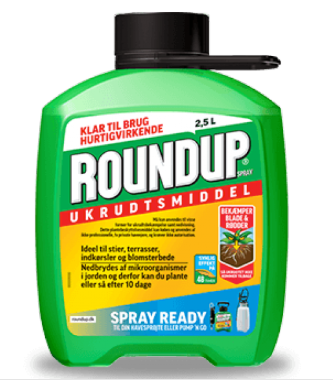 Roundup Spray Ready/Refill ukrudtsmiddel 2,5 l