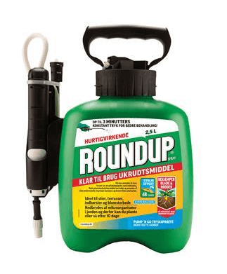 Roundup Spray Pump ´N Go 2,5 l