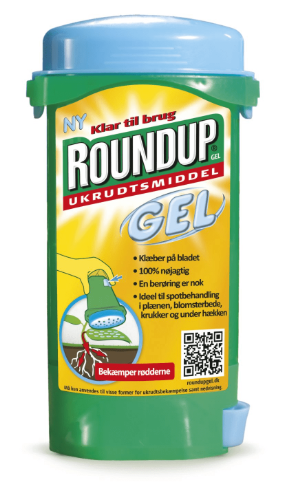 Roundup Gel Ukrudtsmiddel 150 ml