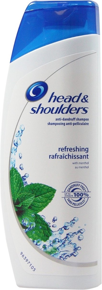 Head & Shoulders Cool Menthol Shampoo 200ml
