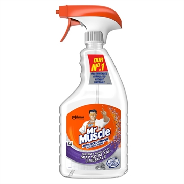 Mr Muscle Trigger Shower 750ml