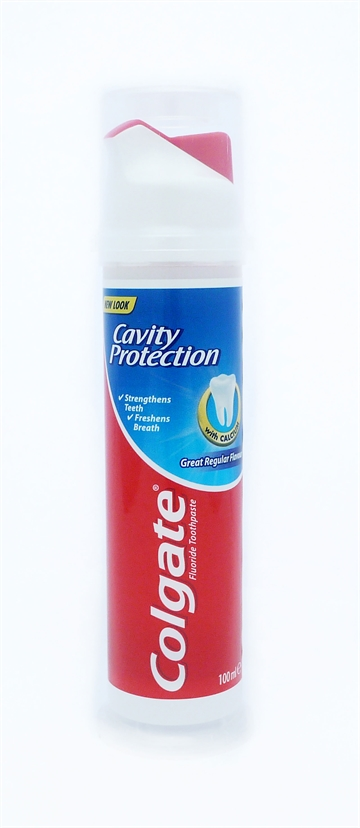 Colgate Toothpaste Cavity Protection Pump  100ml
