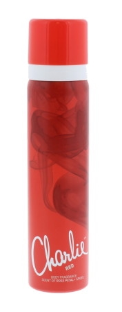Revlon Charlie Body Spray Red 75ml