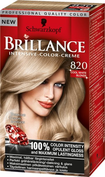Poly Brillance Cool White Blonde 820