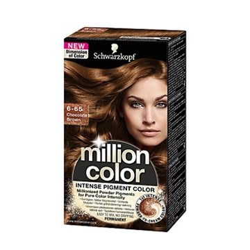 Million Chocolate Brown 6.65