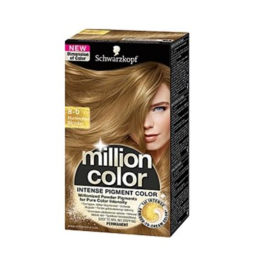 Million Illuminat Blonde 8.0