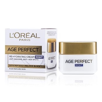 L'Oreal Age Perfect 50ml Re-Hydrating Night Cream