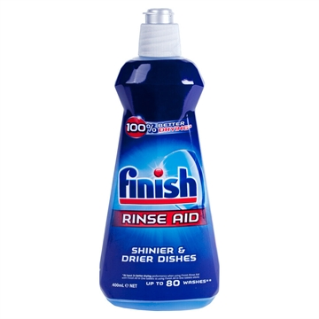 Finish Shine&Protect Dishwasher Rinse Aid 400ml