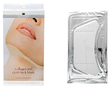 Revitale Collagen & Q10 Neck Masks 2'S