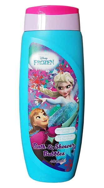 Frozen Bubble Bath & Shower 400ml
