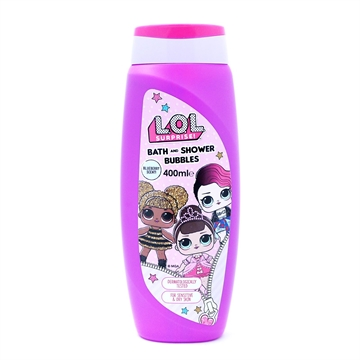 LOL Surprise Bubble Bath & Shower 400ml