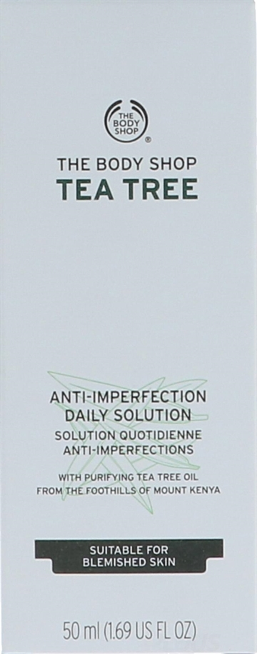 The Body Shop Daily Solution Tea Tree 50ml